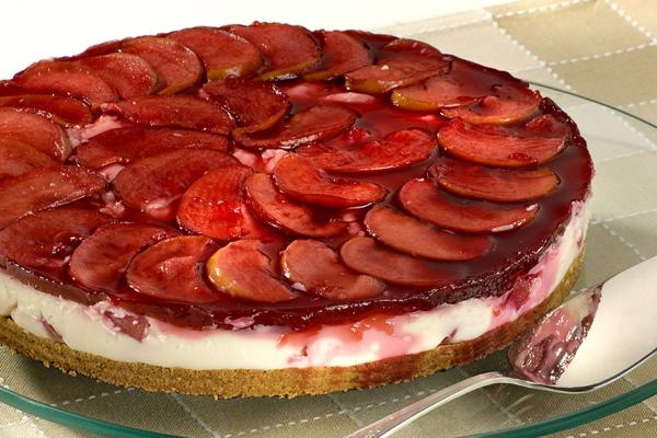Torta Maçã do Amor
