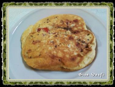 Omelete suflê