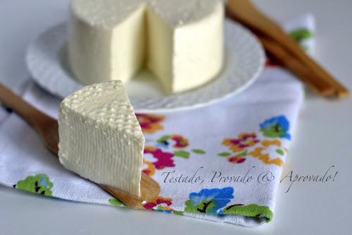 o que fazer queijo com leite coalhado