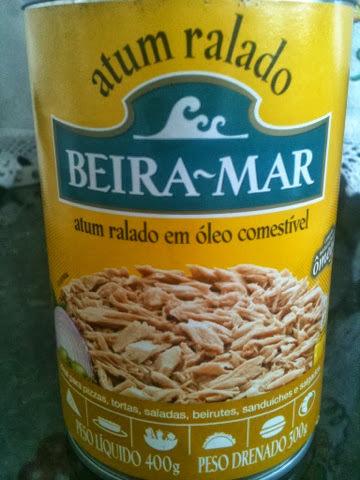 Uramaki de Patê de Atum Beira-Mar