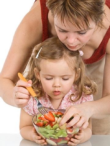 Teste: como está o hábito alimentar do seu Filho