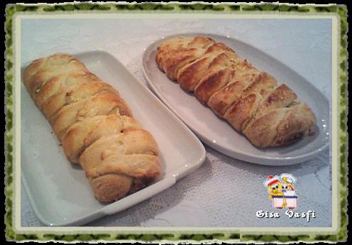 Pão Catarina doce e salgado