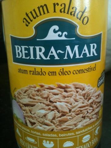 Bifum (Macarrão Oriental) ao Molho de Atum Beira-Mar