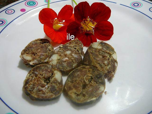 Chorizos secos