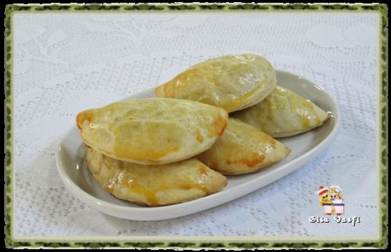 pastel de forno com guarana