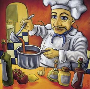 Cocinería Chilena