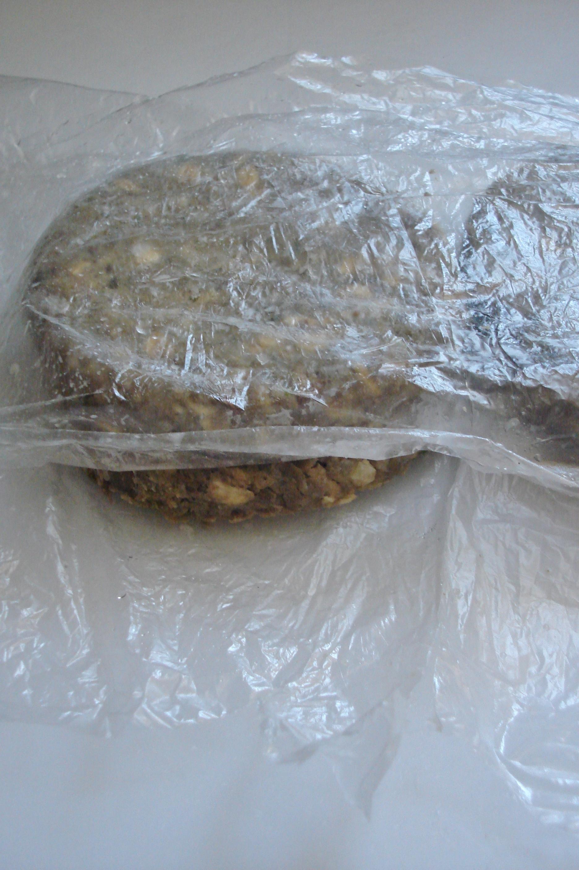 Hambúrgueres de lentilha