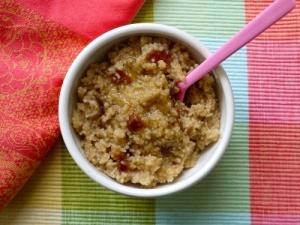 Recipe: Breakfast Couscous