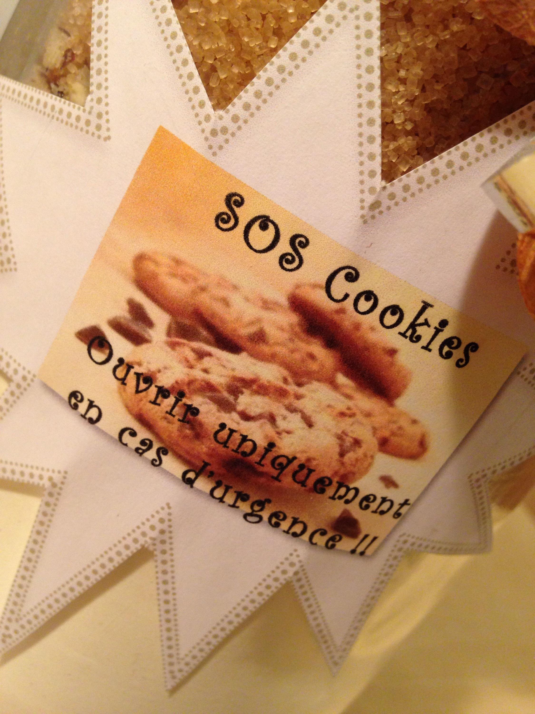 Kit SOS cookies !