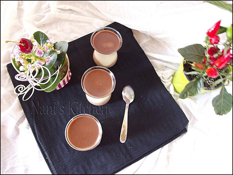 Crèmes dessert façon bounty # Recettes autour d'un ingrédient n°8