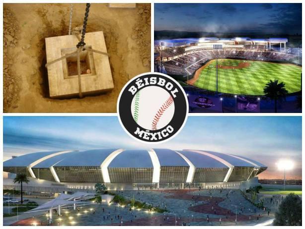 Nuevo Estadio de Yaquis de Obregon sera una Realidad en 2015