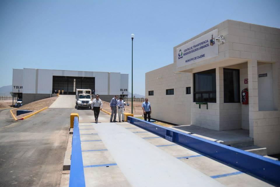 Centro de Transferencia coloca a Cajeme a la Vanguardia de Preservación Ambiental