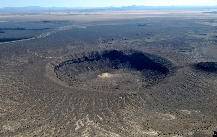 """EL Volcán más grande del mundo está en Sonora: """"El Pinacate"""""""