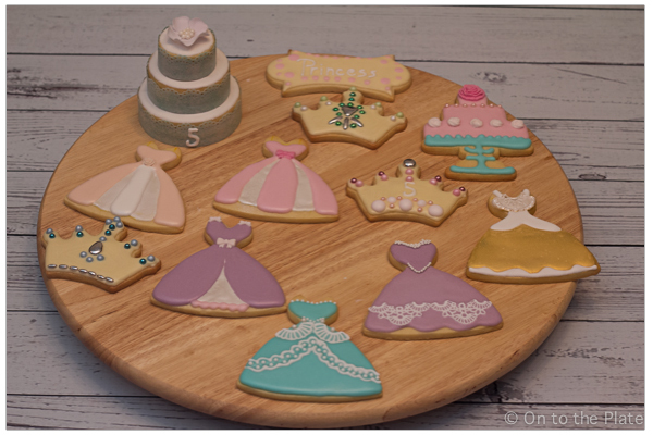 Princesses and Pirate Cookies