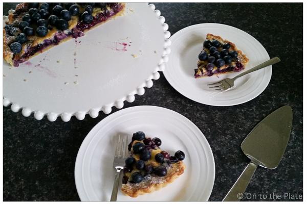 I love blueberries!