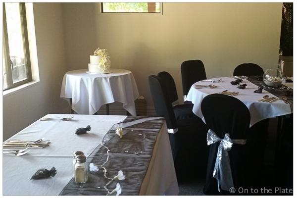 Frangipani Wedding Cake