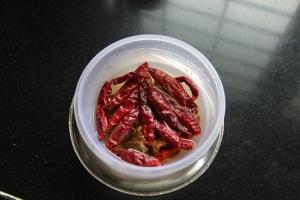 Ginger pickle / Allam pachadi