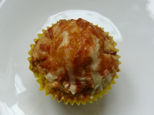 Bacon, Cheese & Onion Muffins
