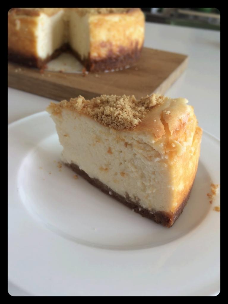 hobnob cheesecake