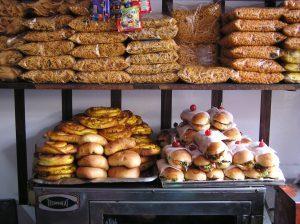 In between Tiffanies and Bakeries