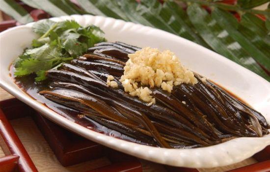 Spécial Huai'an (gastronomie traditionnelle) : Le banquet d'anguille de Huai'an (Partie 2)