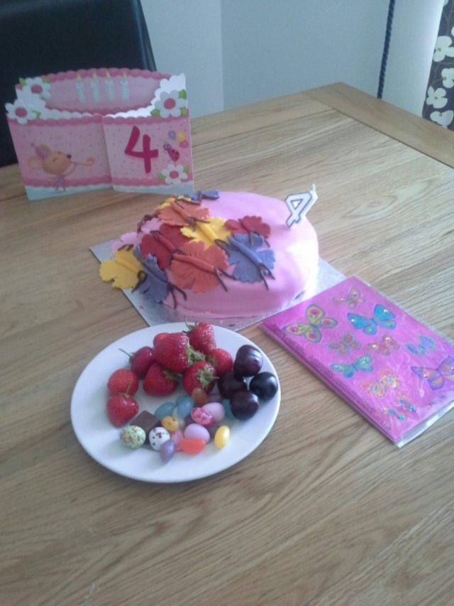 Birthday of 4 year old!!!