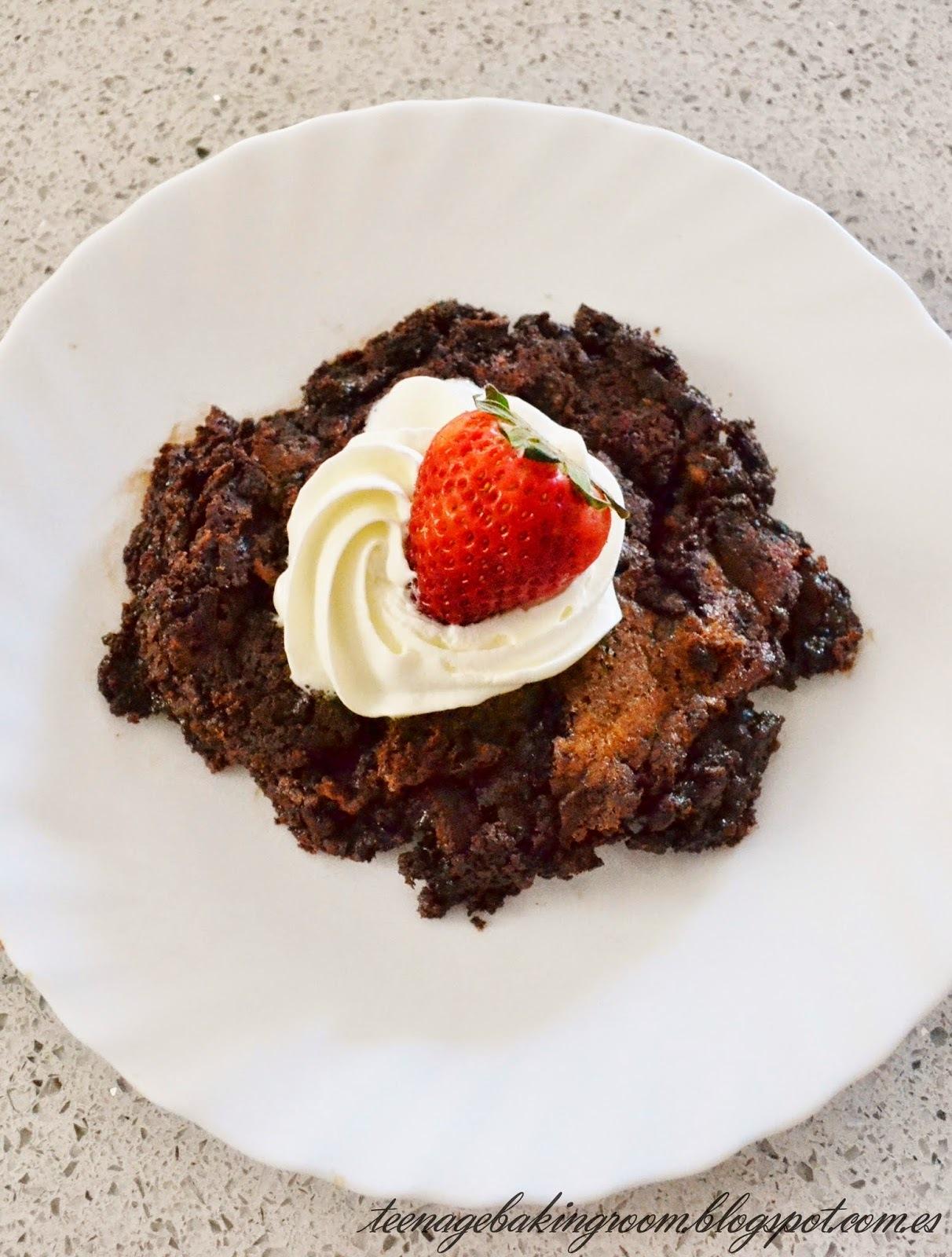 Tortilla fea o… ¡tortilla de chocolate!
