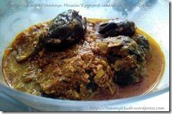 Bagara Baingan / Vankaya Masala / Brinjal (eggplant) cooked in Spicy Gravy | TummyKhush