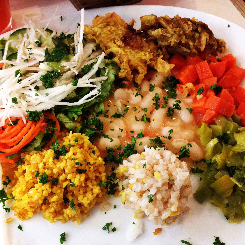 Déjeuner chez Guenmai