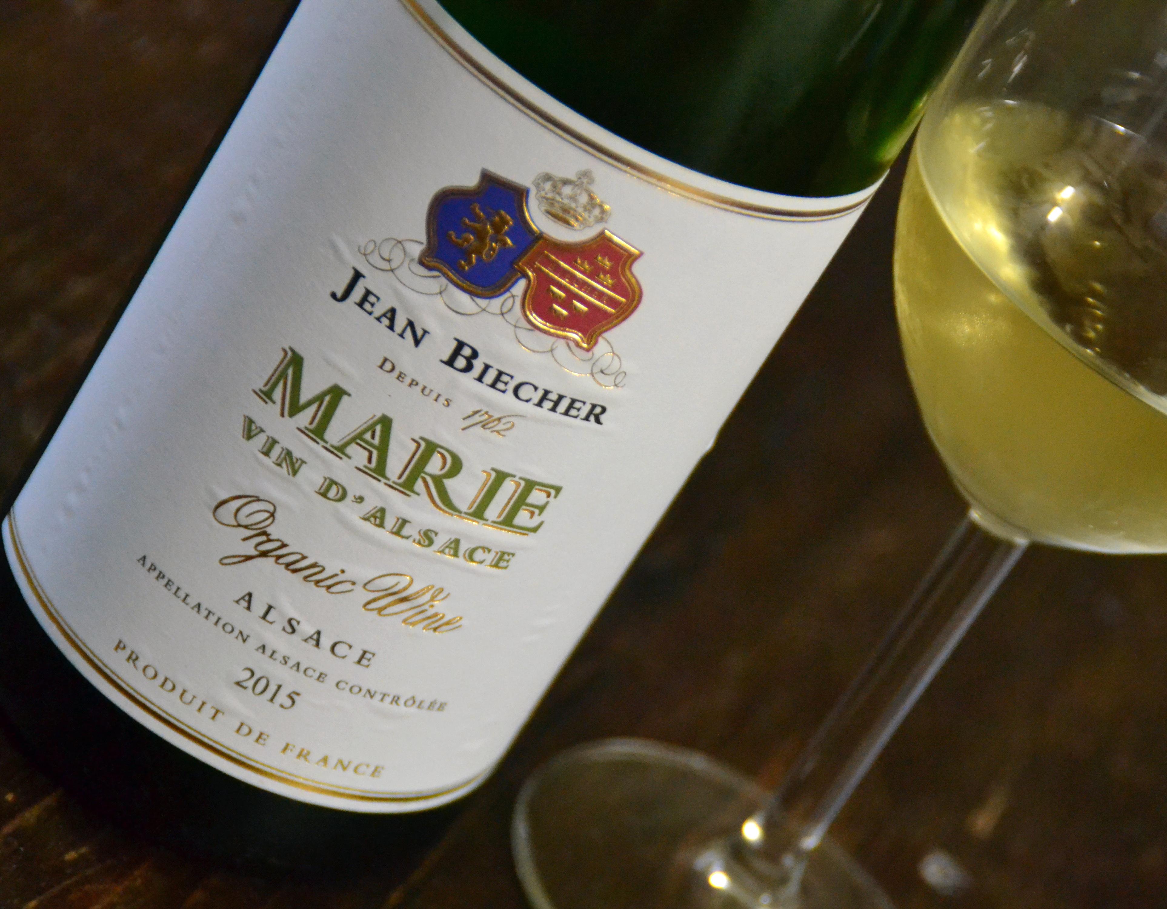 Marie d'Alsace – godast en ljummen kväll