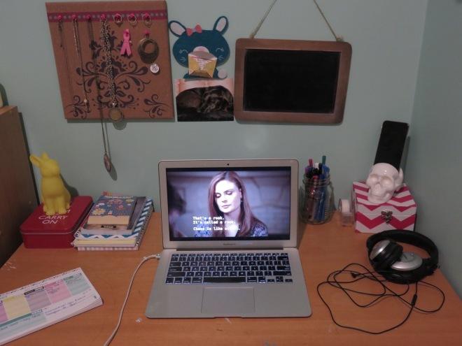 My Office/Desk Area