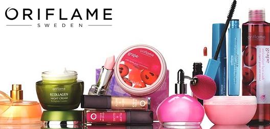 Oriflame - Skönhet & makeup i hög kvalitet till rätt pris
