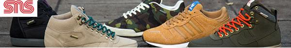 billiga märkesskor hos Sneakersnstuff