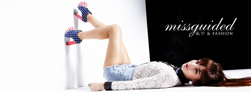Missguided har trendiga kläder & skor till bra priser