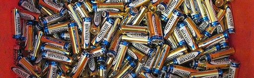 batterier billigt