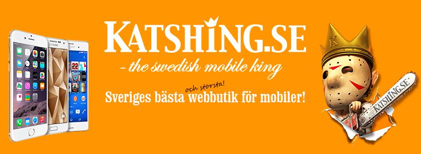 Katshing - Sveriges bredaste utbud av billiga mobiltelefoner & tillbehör
