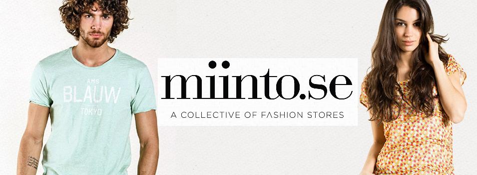 Miinto - Sveriges bästa klädbutiker i en webbshop
