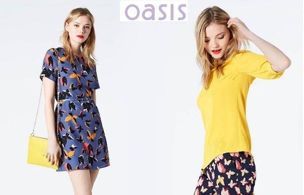 Hämta din Oasis rabattkod