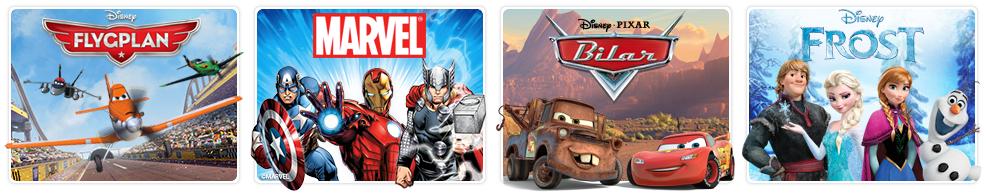 DisneyStore.se har äkta Disney-produkter till rabatterade priser