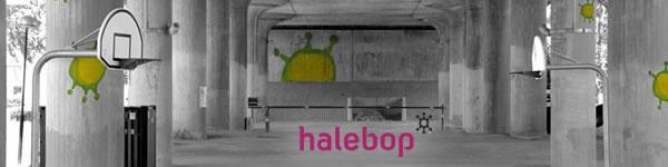 Hämta rabattkoder till Halebop