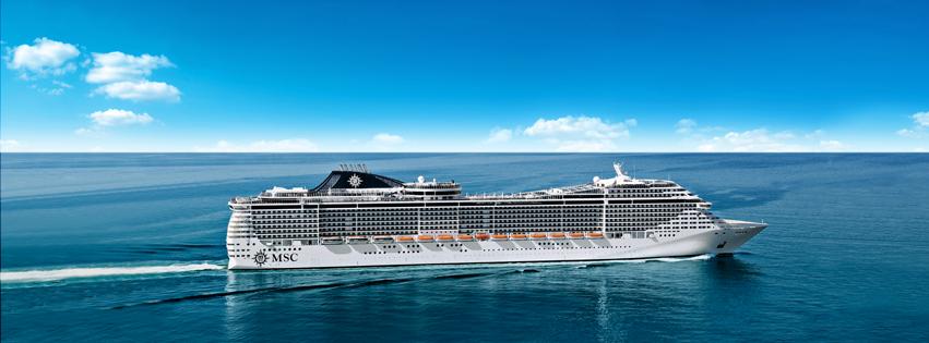 MSC Cruises har lyxiga kryssningar till bra priser