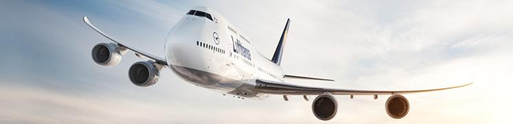 Billiga flyg med Lufthansa