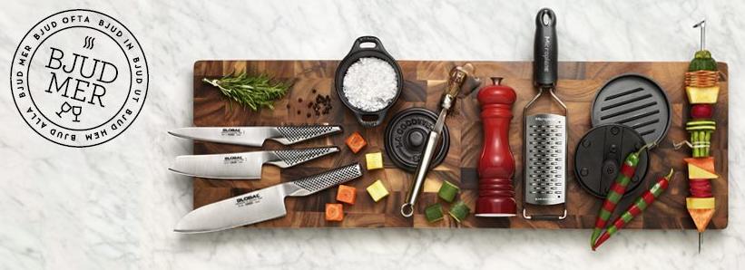 Cervera - Design av hög kvalitet för kök & hem