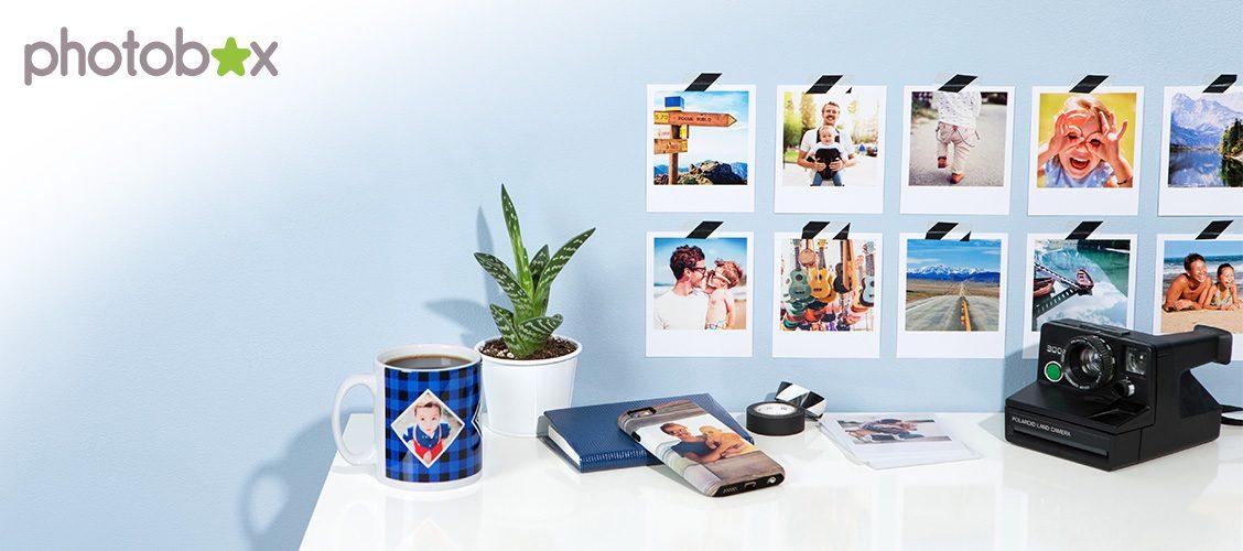 Rabatt Photobox