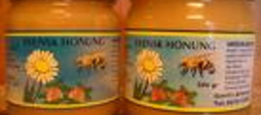 "Honey (bröd med ""surdeg av råg"")"