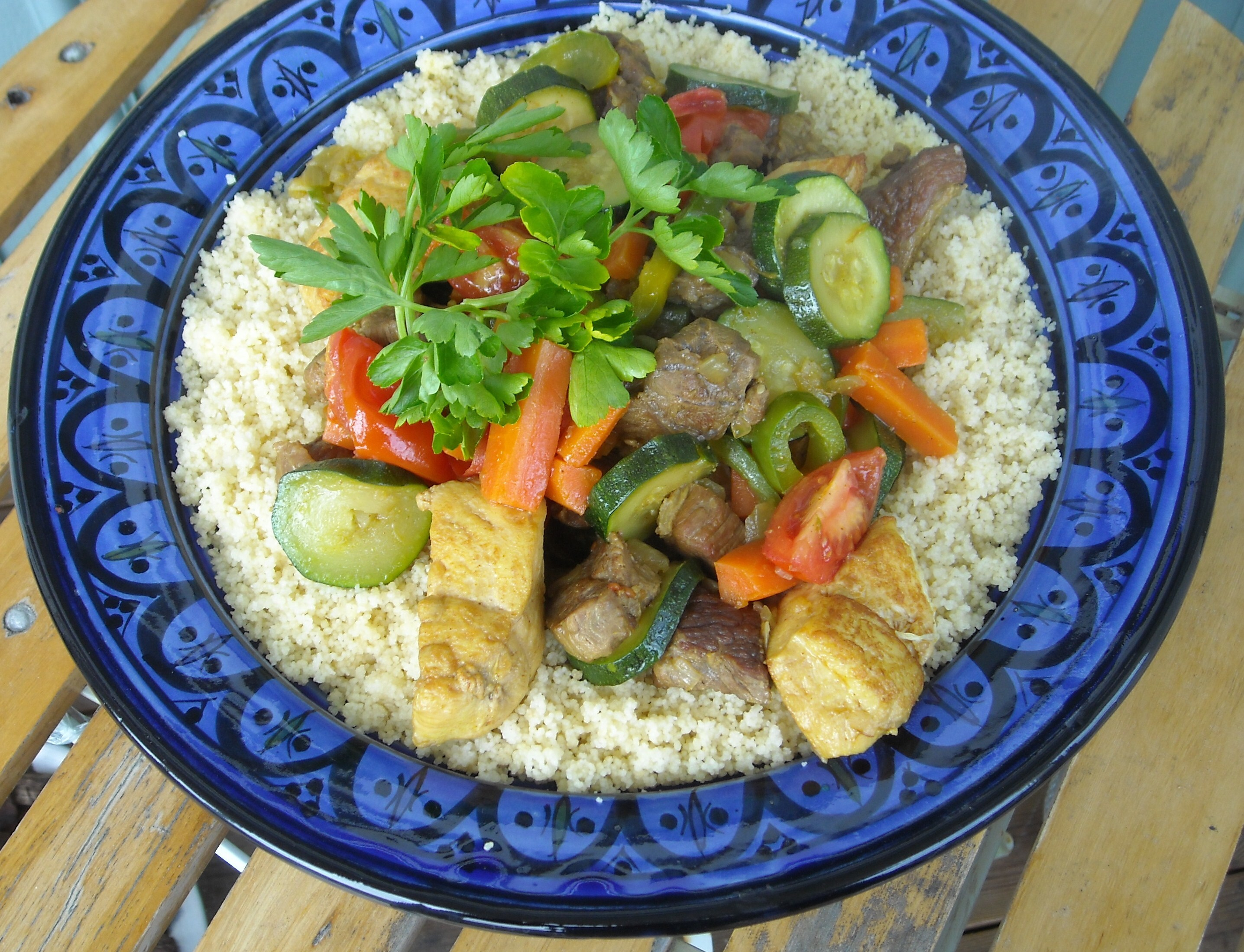 Couscous Marrakech