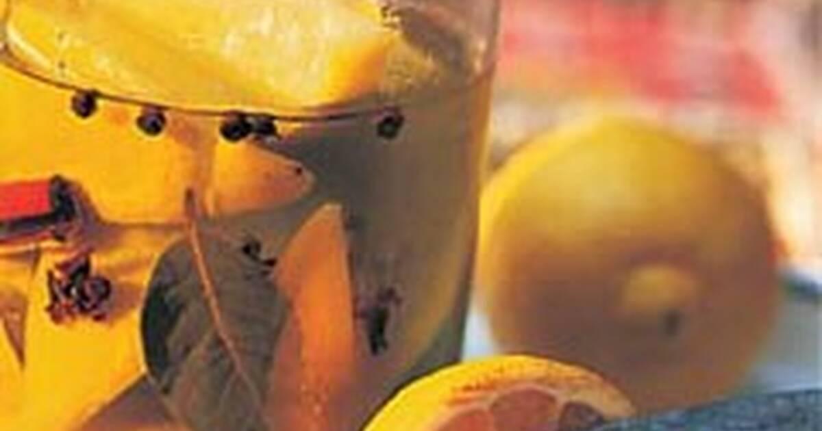 Inlagda citroner - Recept - Matklubben se