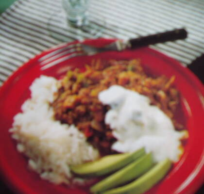Mexikansk chili
