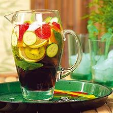 Pimm´s punch