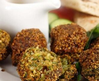 Falafel (Thermomix)